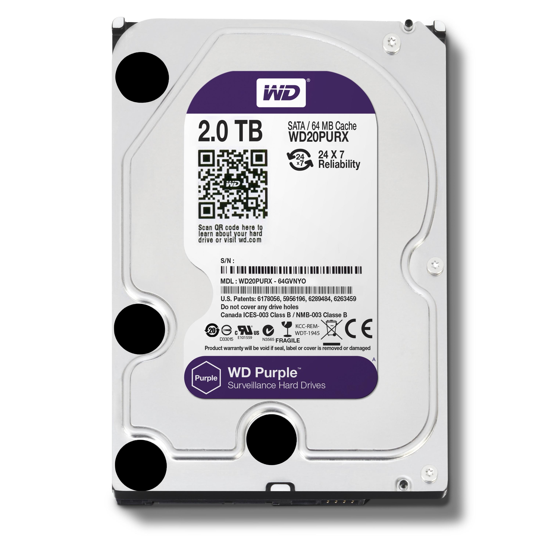 Purple Surveillance 2 TB